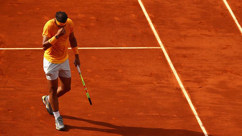 Rafael Nadal eliminado del Master 1000 de Madrid
