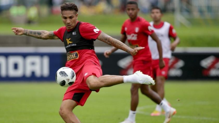 Selección Peruana entrenó en Austria con la presencia de Paolo Guerrero (VIDEO)