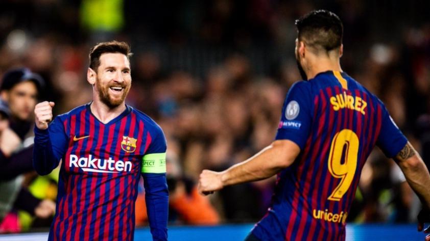 Domaron al Lyon: FC Barcelona goleó 5-1 en el Camp Nou y clasificó a cuartos de final de la Champions League