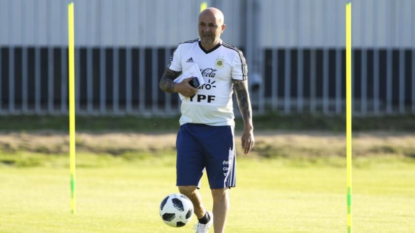 Jorge Sampaoli a un paso de dirigir en Brasil