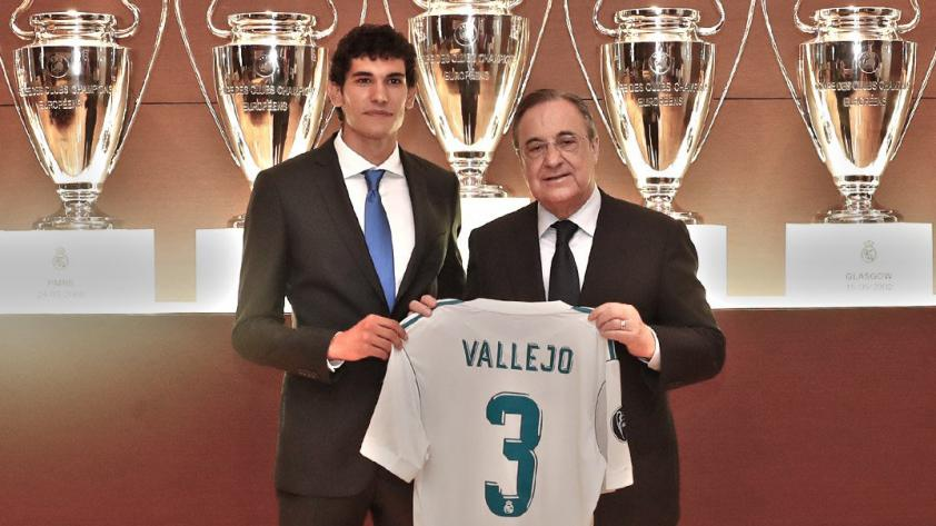 Jesús Vallejo al Real Madrid
