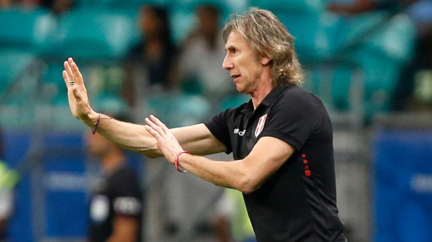 """Ricardo Gareca: """"Estoy muy identificado con mi equipo, desde el carácter hasta en lo futbolístico"""""""