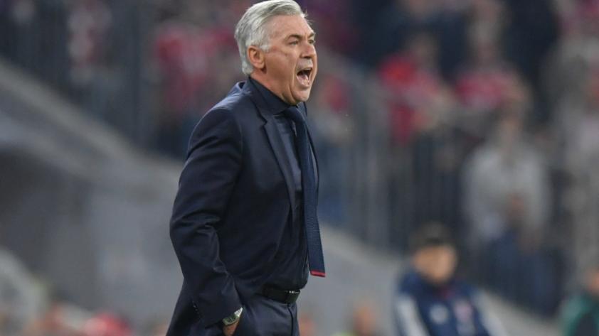 Carlo Ancelotti está cerca de aceptar el puesto de seleccionador italiano