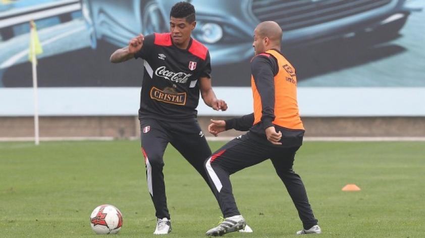 """Wilder Cartagena: """"Tenemos el objetivo claro, nunca nos hemos sentido favoritos"""""""