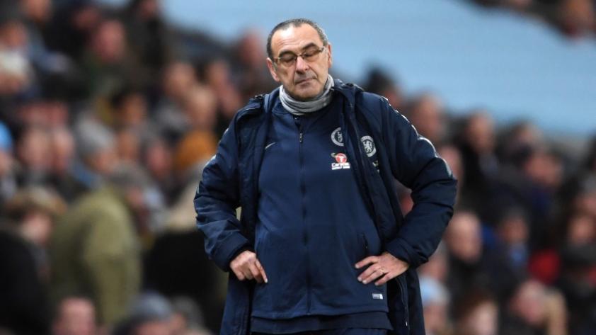 Premier League: Manchester City golea 6-0 al Chelsea FC y compromete el puesto de Maurizio Sarri