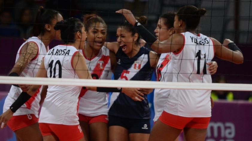 Sudamericano de Voleibol Femenino: este es el cronograma de partidos de la Selección Peruana