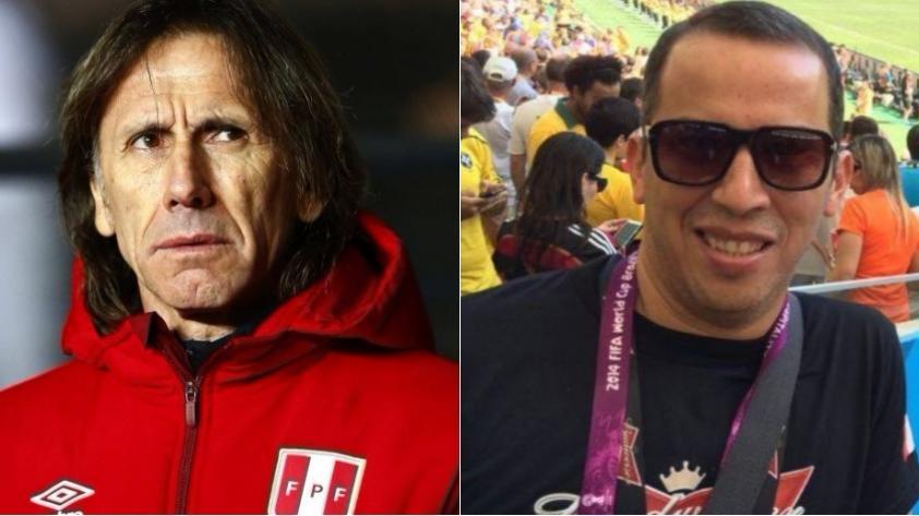 Hasta siempre, Daniel: Ricardo Gareca y comando técnico enviaron sus condolencias
