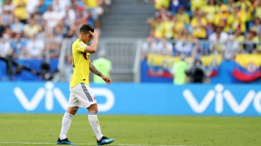 ¿De qué se trata la lesión de James Rodríguez?