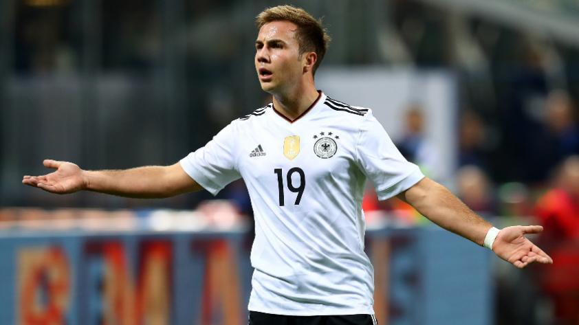 Mario Götze se pronuncia tras no ser convocado a la selección alemana