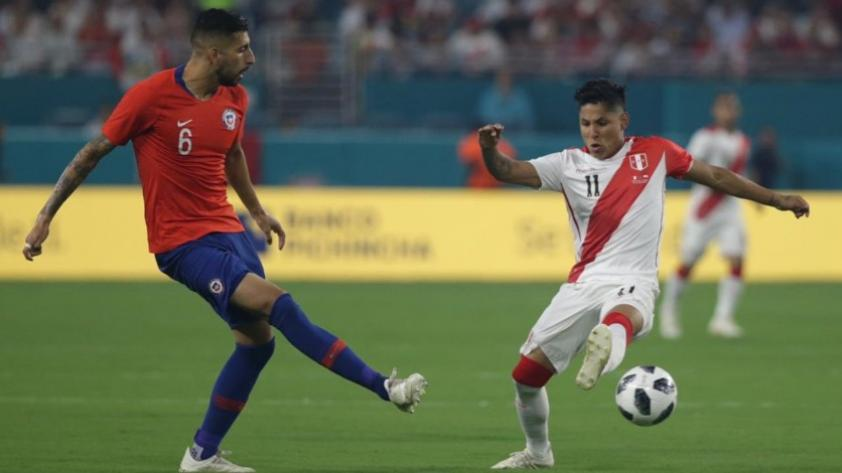 Clásico es ganarte: Perú venció 3-0 a Chile en amistoso internacional (VIDEO)