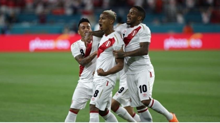 (VIDEO) Selección Peruana: revive el gol de André Carrillo ante Croacia