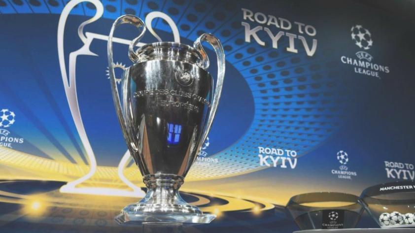 Champions League: los enfrentamientos de semifinales