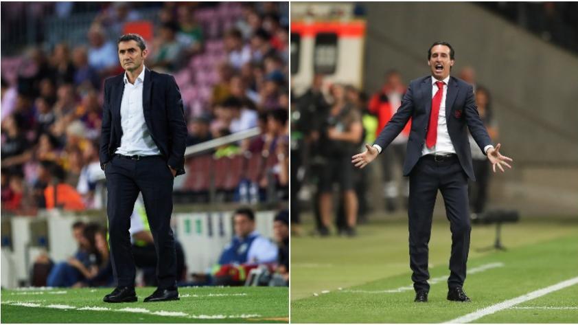 Se busca reemplazo: El Arsenal tiene a Ernesto Valverde como principal DT sustituto de Unai Emery