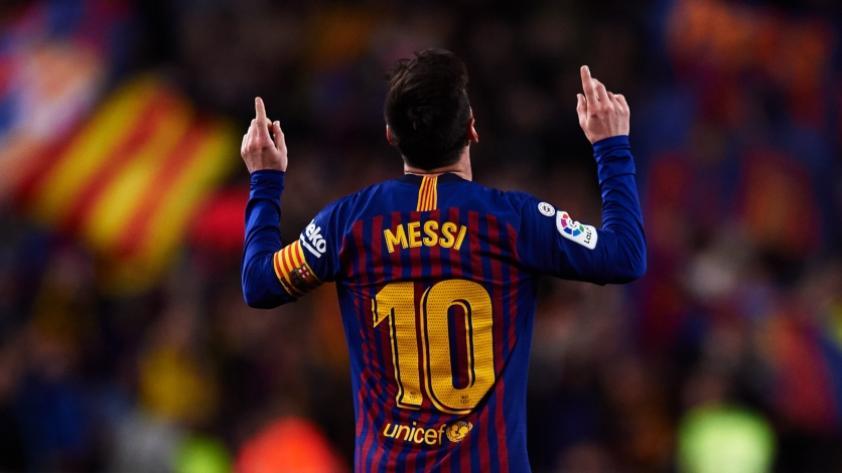 ¡Un fin de semana de récords! Las marcas que batió Lionel Messi en el partido contra Atlético de Madrid