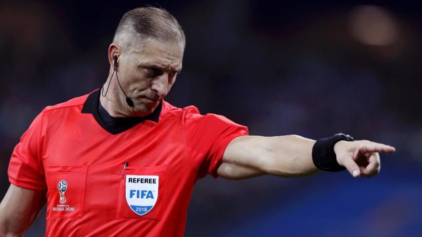 Nestor Pitana: la historia del árbitro de la final del Mundial Rusia 2018
