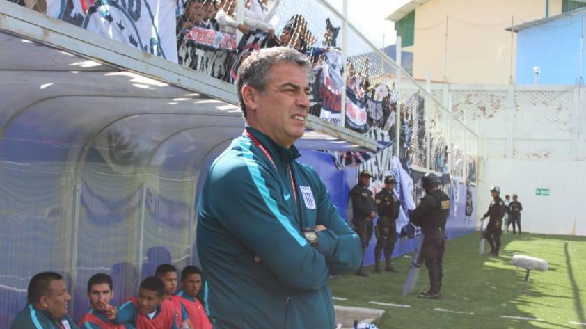 """Pablo Bengoechea: """"Tenemos fe en que el equipo se va a recuperar"""""""
