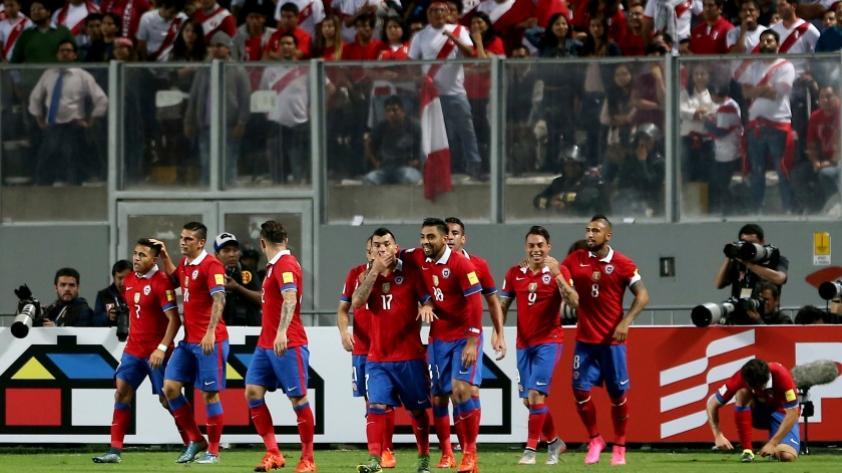 Perú vs. Chile: la dura estadística que ubica a 'La Roja' como favorita