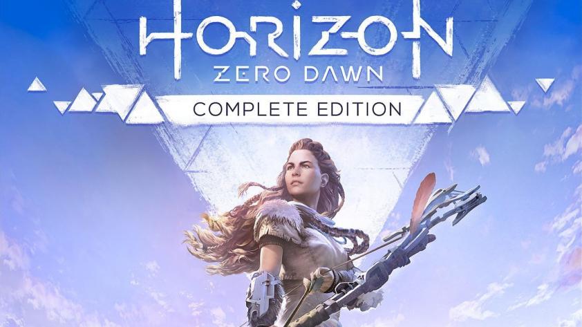 Horizon: Zero Dawn Complete Edition anunciada para diciembre