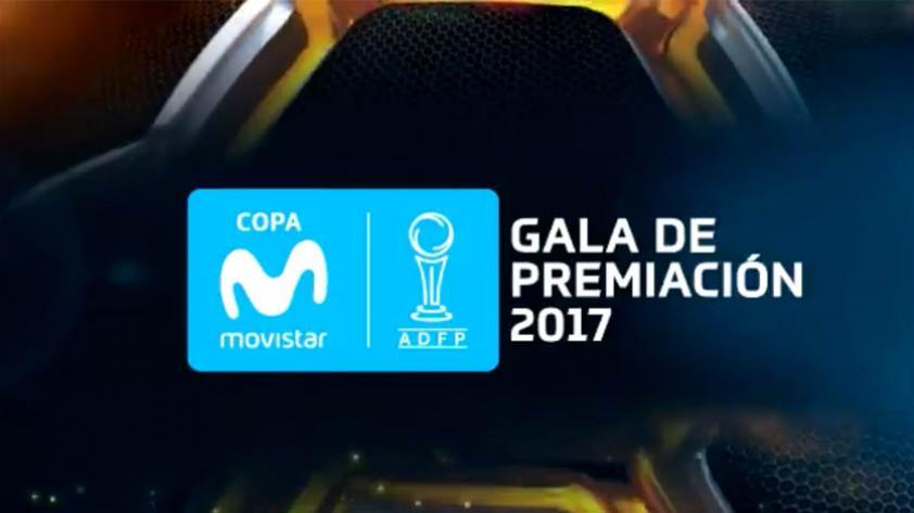 Premiación Copa Movistar 2017: Se clausuró la temporada del fútbol peruano
