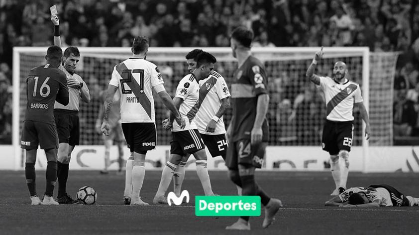 Historia sin fin: River Plate y Boca Juniors enfrentados en el TAS por la final de la Copa Libertadores