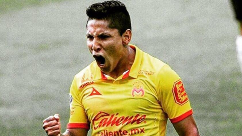 La legión peruana en la Liga MX