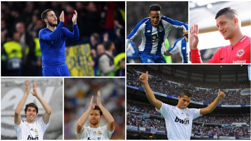 Real Madrid y un nuevo rédord: ha gastado 303 millones de euros en este mercado de fichajes