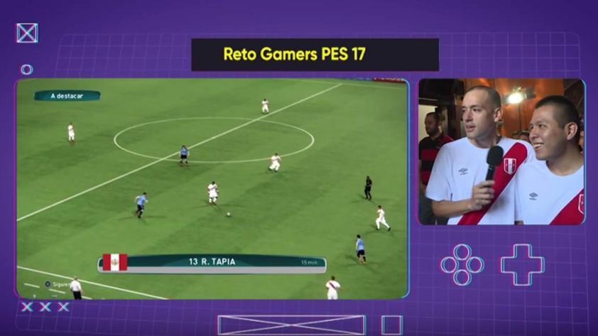 (VIDEO) Perú vs. Uruguay - Revive el reto PES en el que Jhona