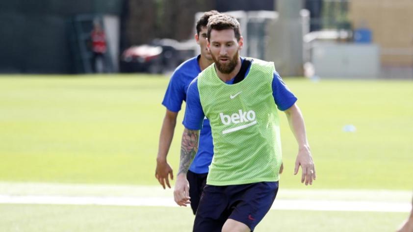 FC Barcelona: Lionel Messi recibe alta médica y se mete en la lista para el debut en Champions League