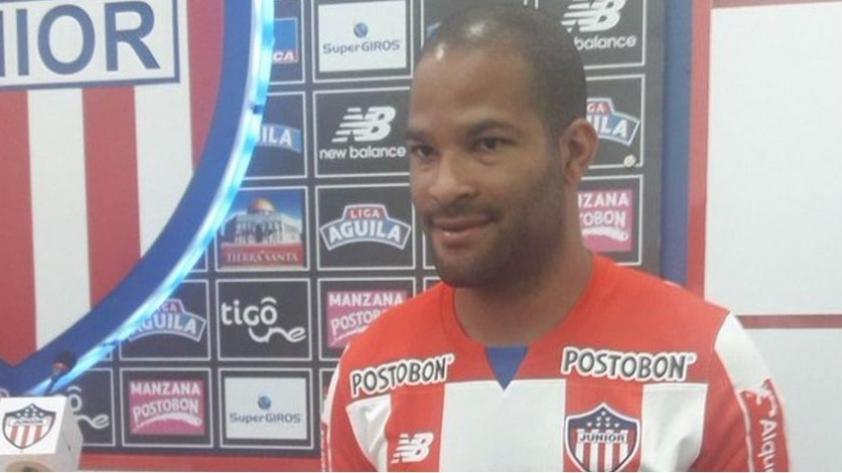 OFICIAL: Alberto Rodríguez es nuevo jugador del Junior de Barranquilla