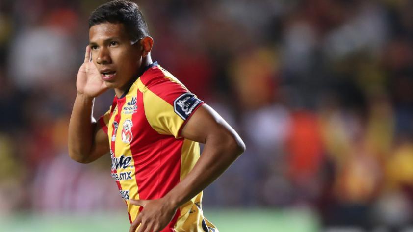 ¡De mí para ti! Asistencia de Irven Ávila para el gol de Edison Flores al Cruz Azul (VÍDEO)