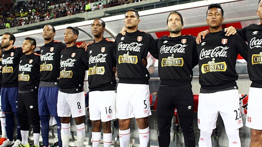 El once que presentará Perú ante Jamaica