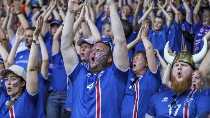 """Eliminatorias resto del Mundo: Islandia dirá """"presente"""" por primera vez"""