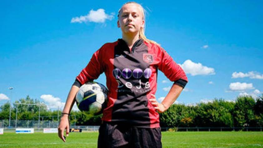 Asociación Holandesa de Fútbol permitirá que una mujer compita en equipo masculino de cuarta división