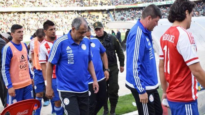 ¿Qué presentará Paraguay ante Perú?
