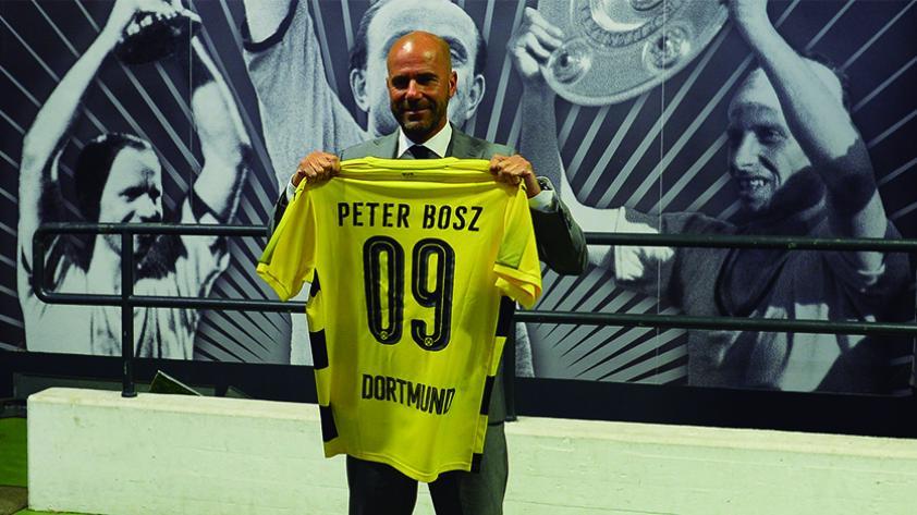 ¿Por qué Peter Bosz es el DT ideal para el Dortmund?