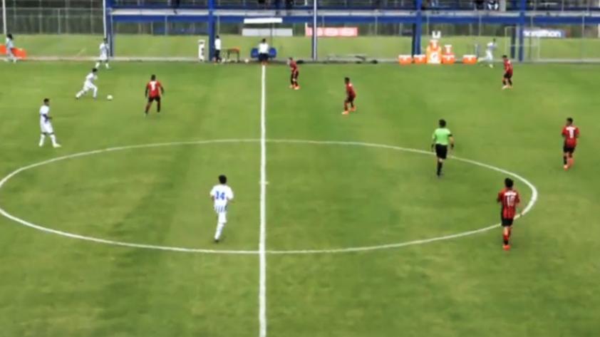 Debut de los peruanos en la Copa Mitad del Mundo