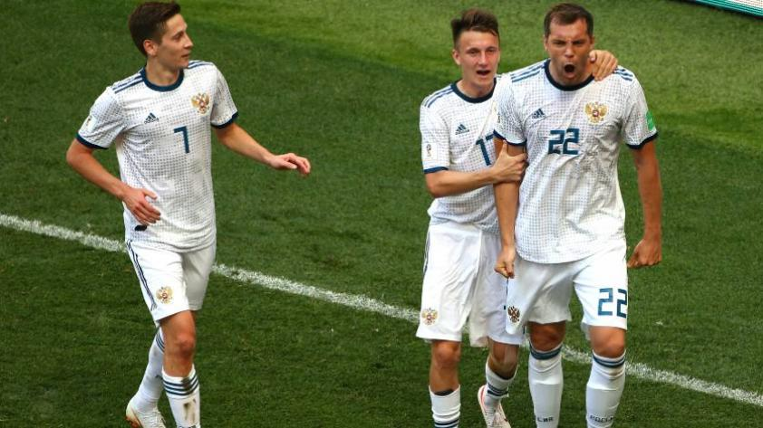 Por penales Rusia vence 4-3 a España y consigue su pase a cuartos de final