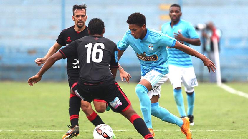 Torneo de Verano: Cristal venció 2-0 a Melgar