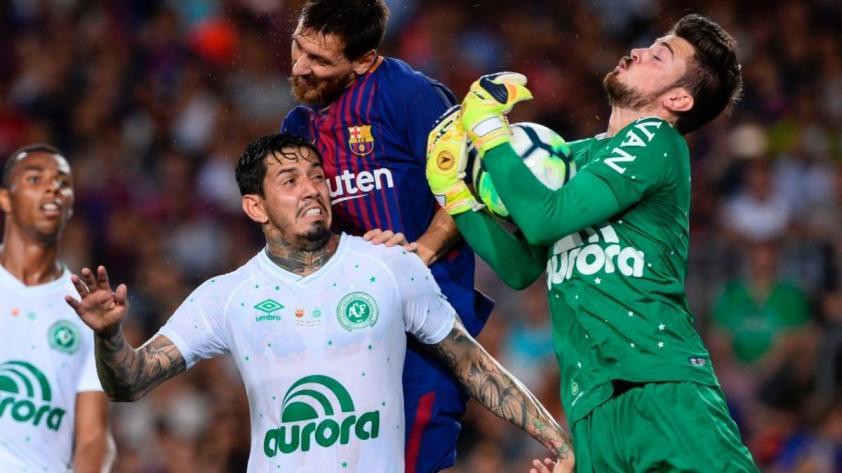 Barcelona goleó 5-0 al Chapecoense por el Joan Gamper (VIDEO)