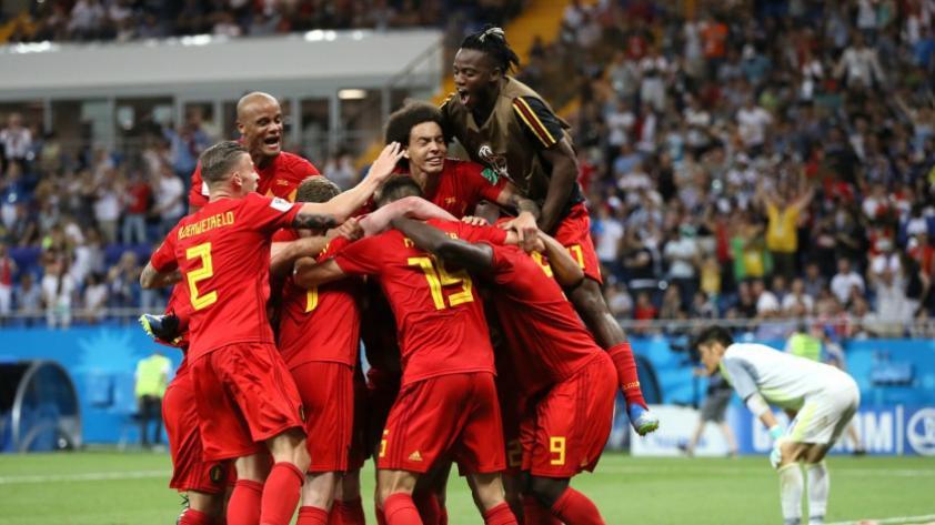 Bélgica, la selección goleadora de Rusia 2018