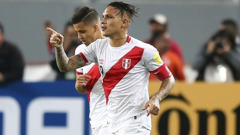 Paolo Guerrero desmintió interés de renunciar a la Selección Peruana
