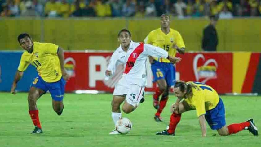 Recuerdos positivos de Perú en Quito por las Clasificatorias