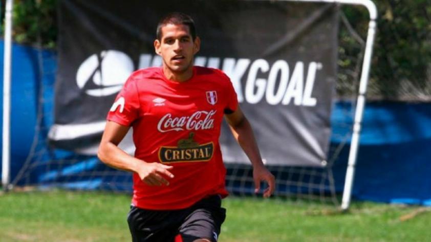 Selección Peruana: Luis Abram se sumó al plantel en Ámsterdam