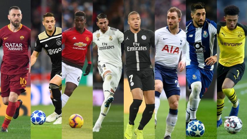 Champions League: partidos EN VIVO, resultados, horarios y canales de los octavos de final