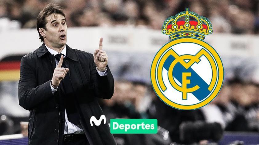 OFICIAL: Julen Lopetegui será el entrenador del Real Madrid
