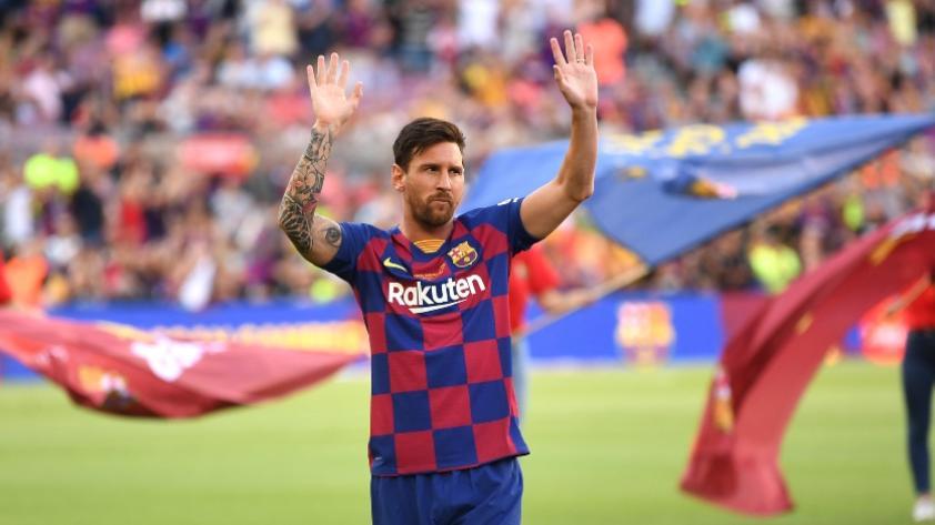 Solo un susto: Lionel Messi no tuvo recaída en su lesión y sigue recuperándose para volver a jugar