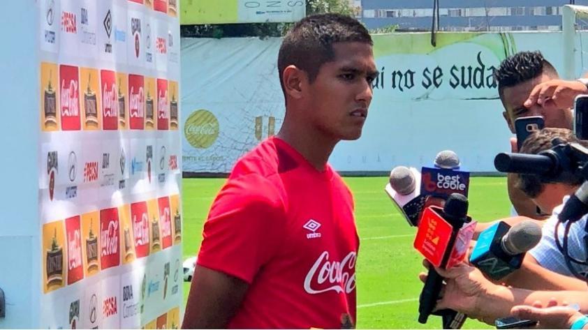 Selección Peruana: Roberto Siucho y sus primeras palabras como jugador convocado