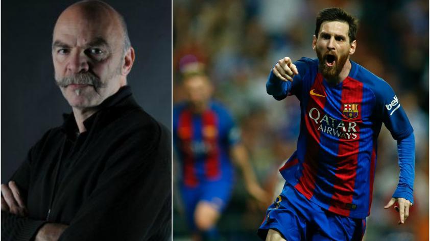 ¿Qué dice el escritor Martín Caparrós sobre Lionel Messi?