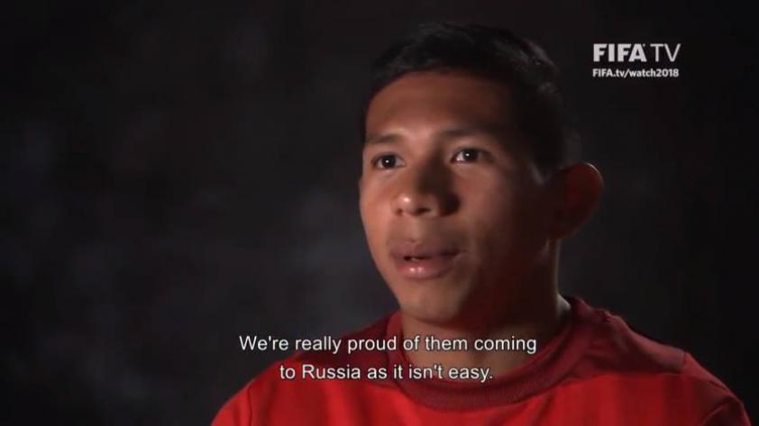 """Edison Flores: """"El fútbol en hinchas y jugadores, creo que nos va conociendo mejor"""""""