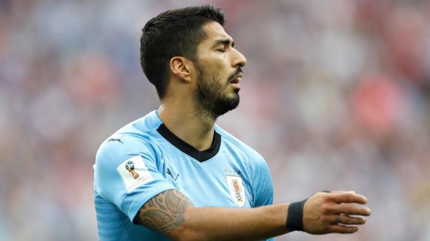 """Suárez: """"La ausencia de Cavani fue esencial para el equipo"""""""